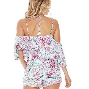 l*space Pants - NWT Lspace Paisley Perfect Romper